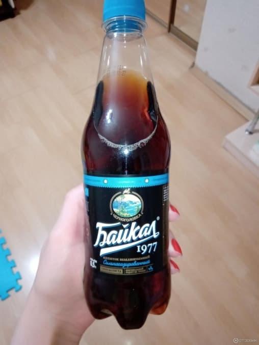 Байкал 1977 500мл ПЭТ