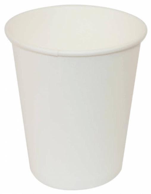 Бумажный стакан Huhtamaki SP7 белый d=74 175мл
