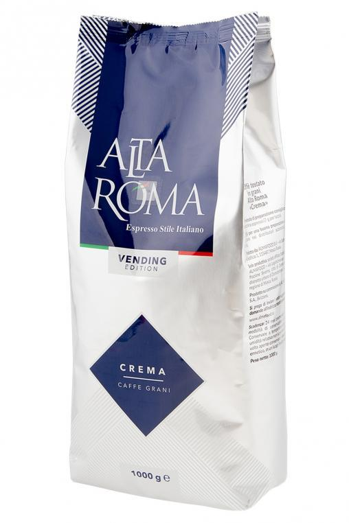 Кофе в зернах Almafood Altaroma Crema 1000 гр (1 кг)