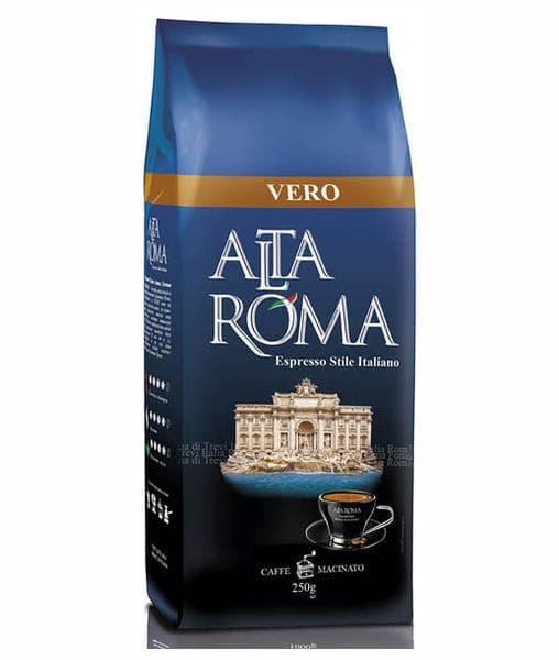 Кофе молотый Alta Roma Vero 250 г (0.25 кг)