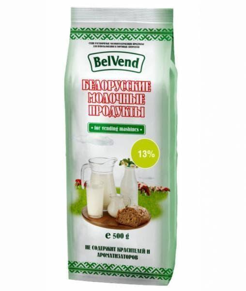 Молоко BelVend 13% 500 гр