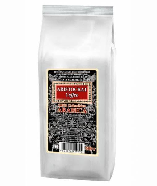 Кофе растворимый Colombian Arabica Coffee 500г