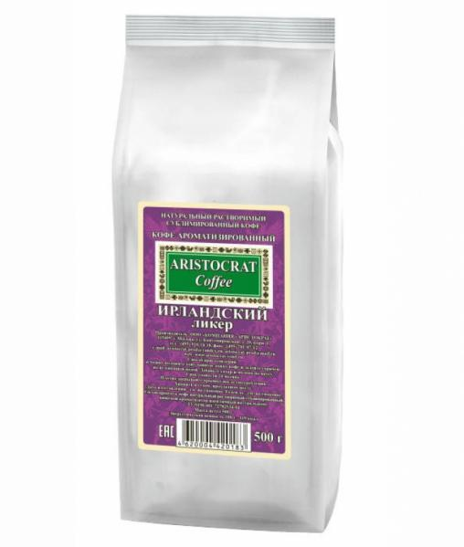 Кофе растворимый IMPERIAL Coffee Ирландский Ликер 500г