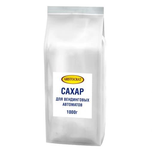 Сахар для кофе-автоматов Аристократ 1кг (1000 гр)
