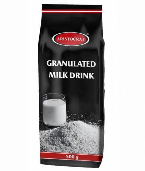 Молоко АРИСТОКРАТ Швейцарская крупка 500 гр