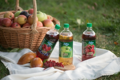 Бабушкин компотъ Лесная ягода 500мл ПЭТ