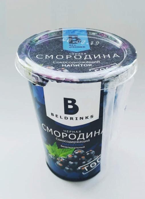 Сокосодержащий напиток Черная смородина 200 мл