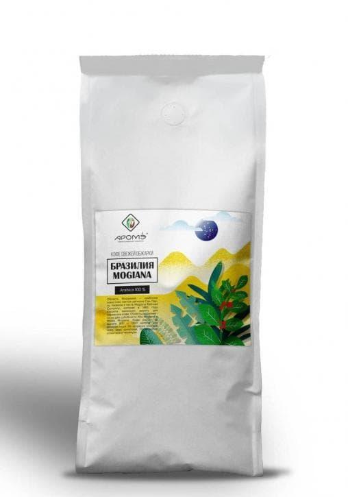 Кофе в зернах Бразилия Моджиана 500 г (0,5 кг)