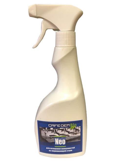 Cafedem NEO BIO ср-во очистки нержавейки спрей 500мл