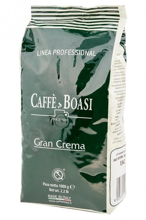 Кофе в зернах Boasi Linea Professional Gran Crema 1000 г