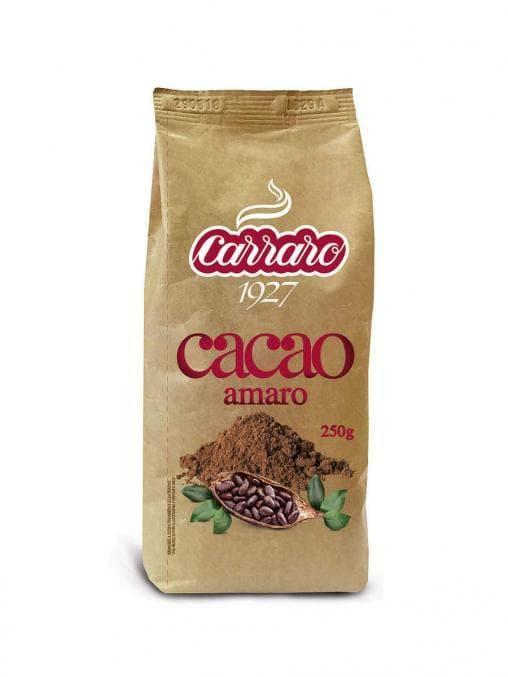 Какао-напиток Carraro Bitter Cacao Amaro 250 г