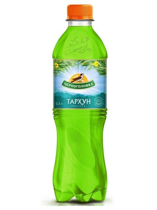 Напиток Черноголовка Тархун 500мл ПЭТ