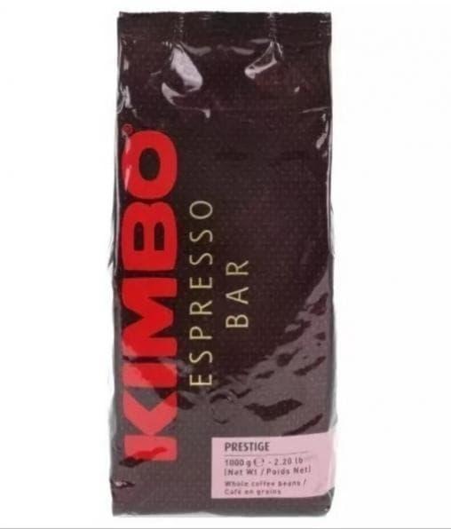 Кофе в зернах KIMBO Prestige 1000 гр (1 кг)