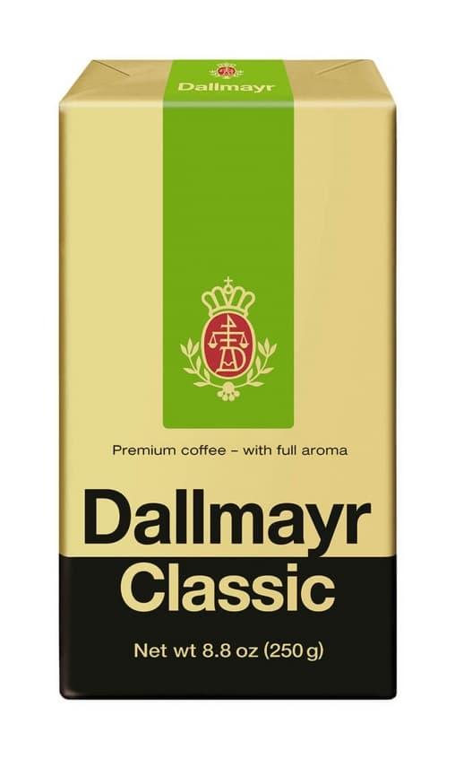 Кофе молотый Dallmayr Classic 250г