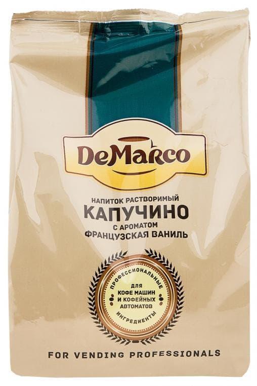 Капучино Французская ваниль DeMarco 1000 г (1 кг