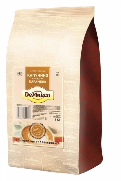 Капучино Карамель DeMarco 1000 г (1 кг)