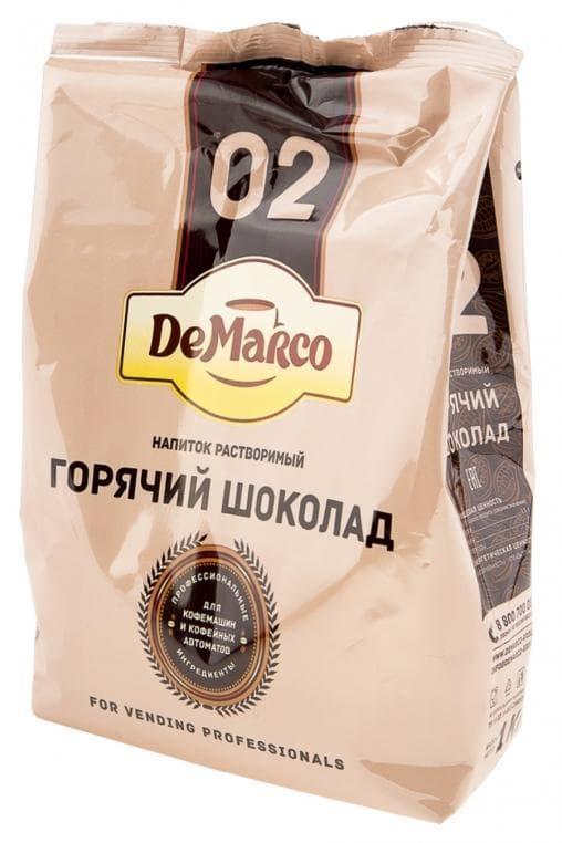 Горячий шоколад DeMarco 02 1000 гр