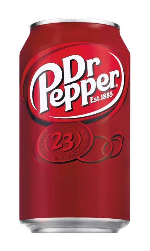 Газированный напиток Dr Pepper 330 мл банка 0,33 л