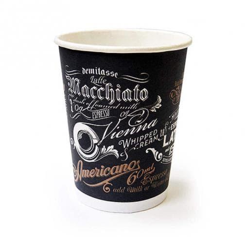 Бумажный стакан ECO CUPS d=73 210мл