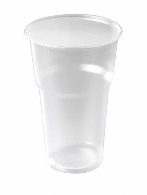 Прозрачный PP-стакан d=95 500мл для холодных напитков