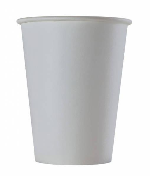 Бумажный стакан Белый d=70 200мл