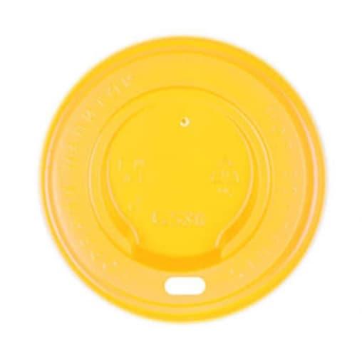 Крышка для стакана Жёлтая d=80