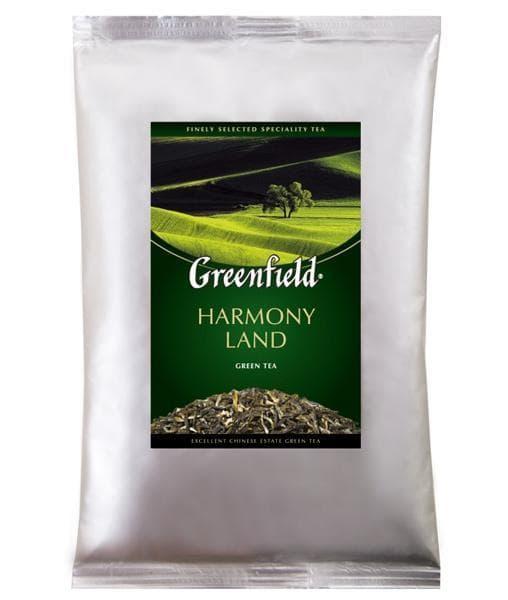 Чай зелёный Greenfield Harmony Land листовой 250г
