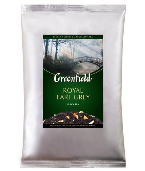 Чай черный Greenfield Royal Earl Grey листовой 250г