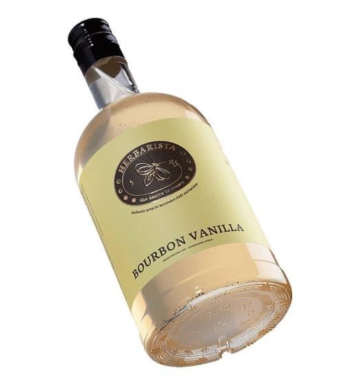 Сироп Herbarista Bourbon Vanilla Бурбонская ваниль стекло 700 мл