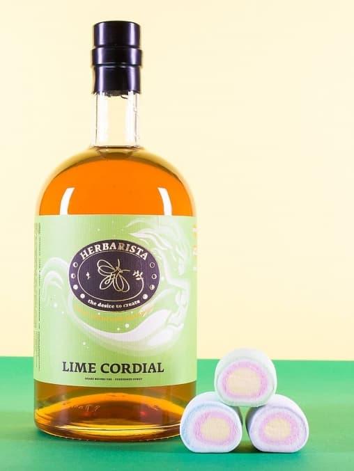 Сироп Herbarista Lime Cordial Лайм стекло 700 мл