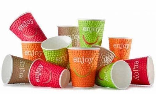 Бумажный стакан Huhtamaki NDW9 Enjoy 2-слойный d=80 200мл