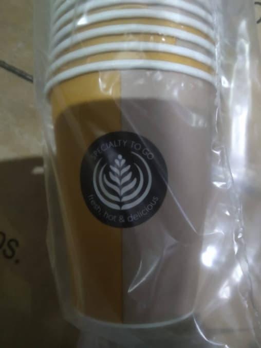 Бумажный стакан Huhtamaki SP6 Specialty To Go d=70 150мл