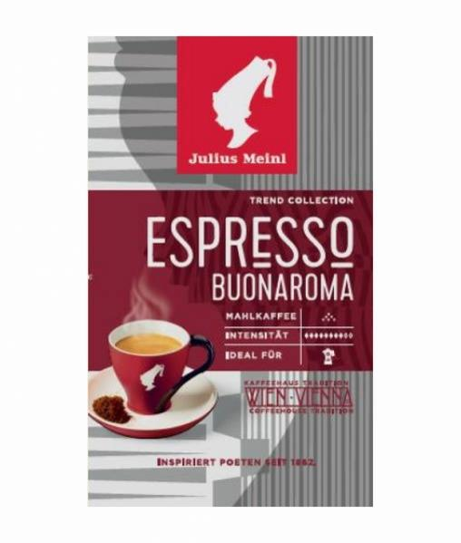Кофе молотый Julius Meinl BuonAroma 250г (0,25кг)