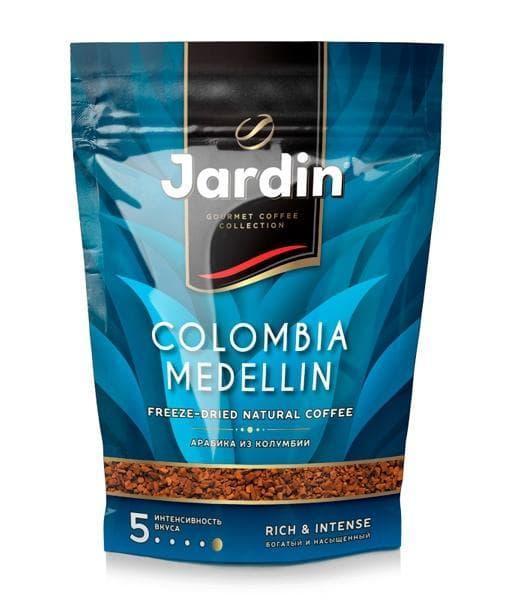 Кофе растворимый Jardin Colombia Medellin дой-пак 150г