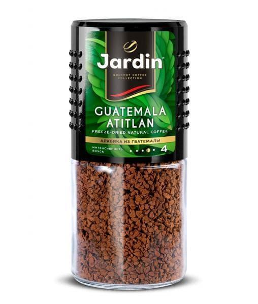Кофе растворимый Jardin Guatemala Atitlan стекл. банка 95г