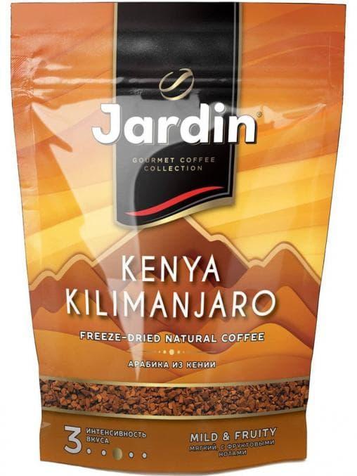 Кофе растворимый Jardin Kenya Kilimanjaro дой-пак 75г