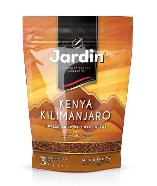 Кофе растворимый Jardin Kenya Kilimanjaro дой-пак 150г