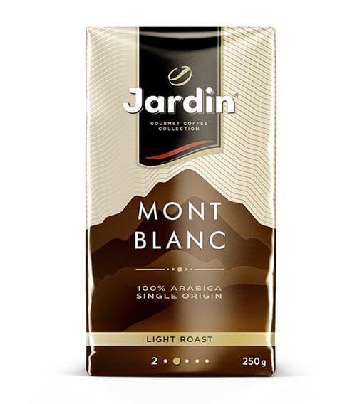 Кофе молотый Жардин Jardin Mont Blanc 250 гр (0.25кг)