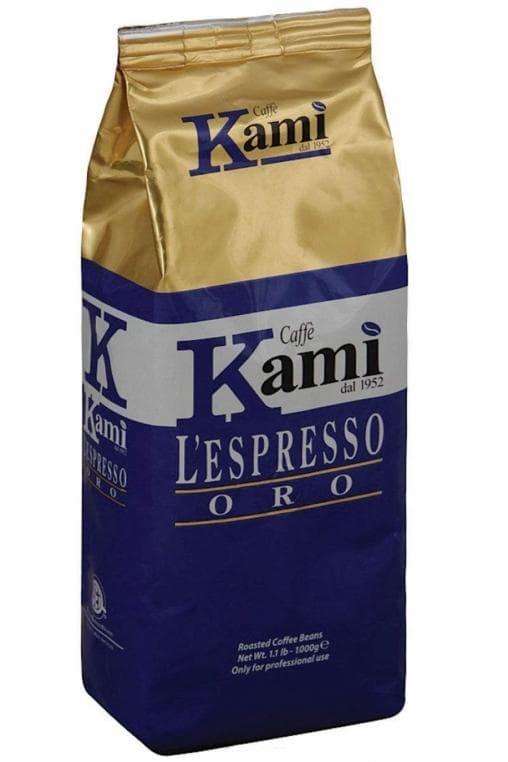 Кофе в зернах Kami ORO 1000 г (1 кг)