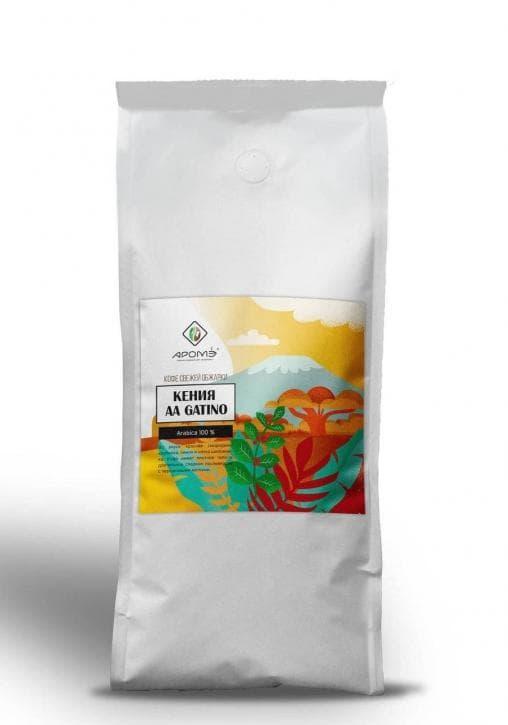 Кофе в зернах Кения AA Gatino 500 г (0,5 кг)