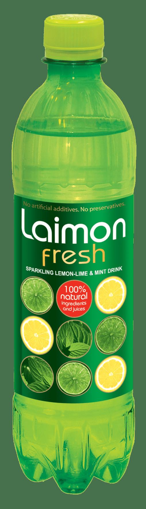 Газированный напиток Laimon Fresh 500мл ПЭТ