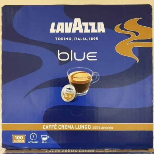 Кофейные капсулы Lavazza Blue Caffe Crema Lungo