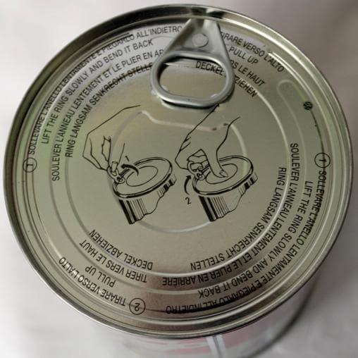 Кофе молотый Lavazza Qualita Rossa 250 грамм (банка)