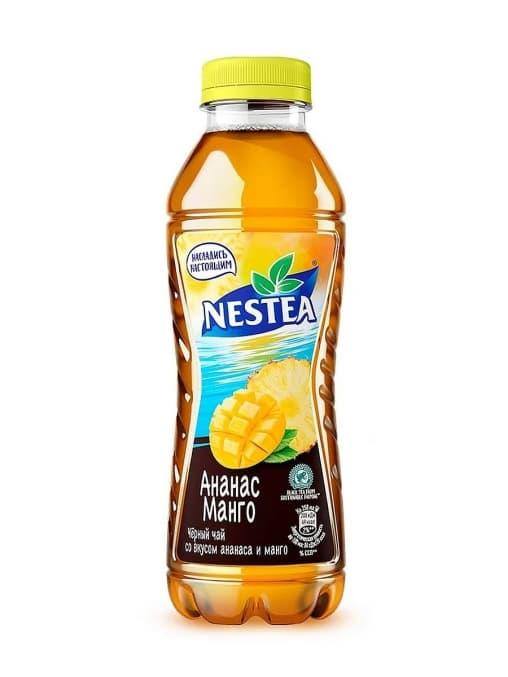 Чай Nestea Ананас и Манго 500мл ПЭТ