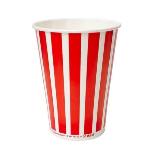 Бумажный стакан Lollipop d=90 300мл