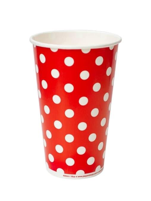 Бумажный стакан Lollipop d=90 400мл