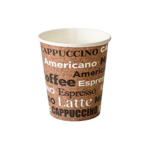 Бумажный стакан Coffee d=73 185мл
