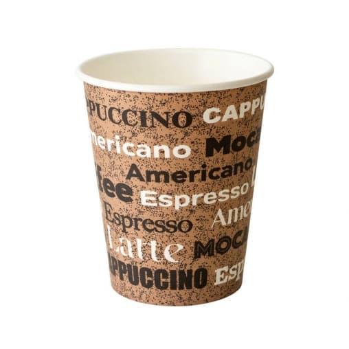 Бумажный стакан Coffee d=80 250мл