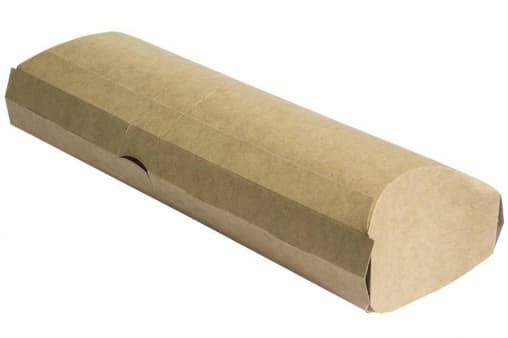 Коробка под ролл Крафт 210*80*60 мм