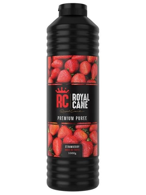 Пюре Royal Cane Strawberry Клубника 1 кг